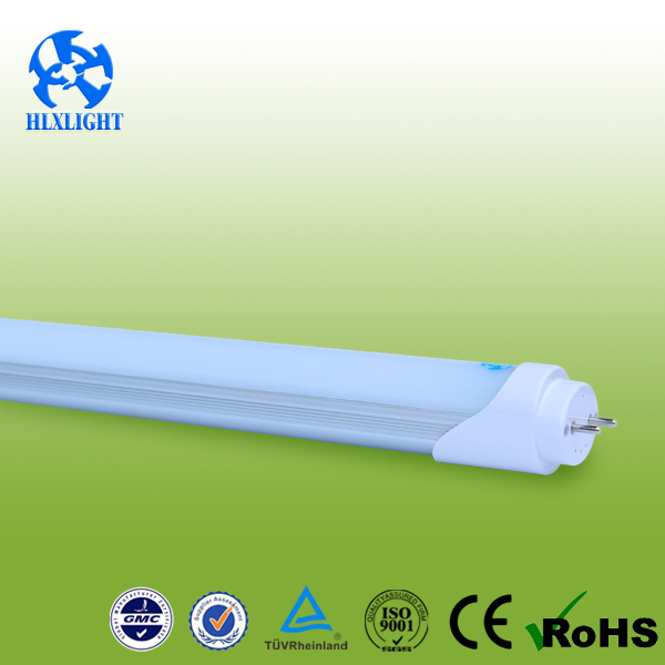 Popular 3000K4000K5000K6500K 18w internal/external driver CRI>80 high lumen 4 feet LED shop lights 18w