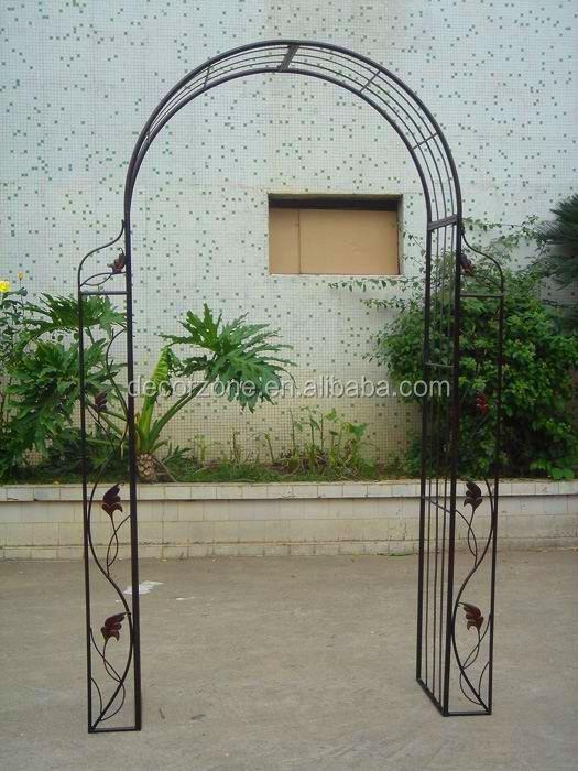 Metal Wrought Iron Pergola Designs for Garden - Metal Wrought Iron Pergola Designs For Garden - Buy Wrought Iron