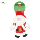 Christmas tree hanging decoration elf snowman santa claus soft christmas doll
