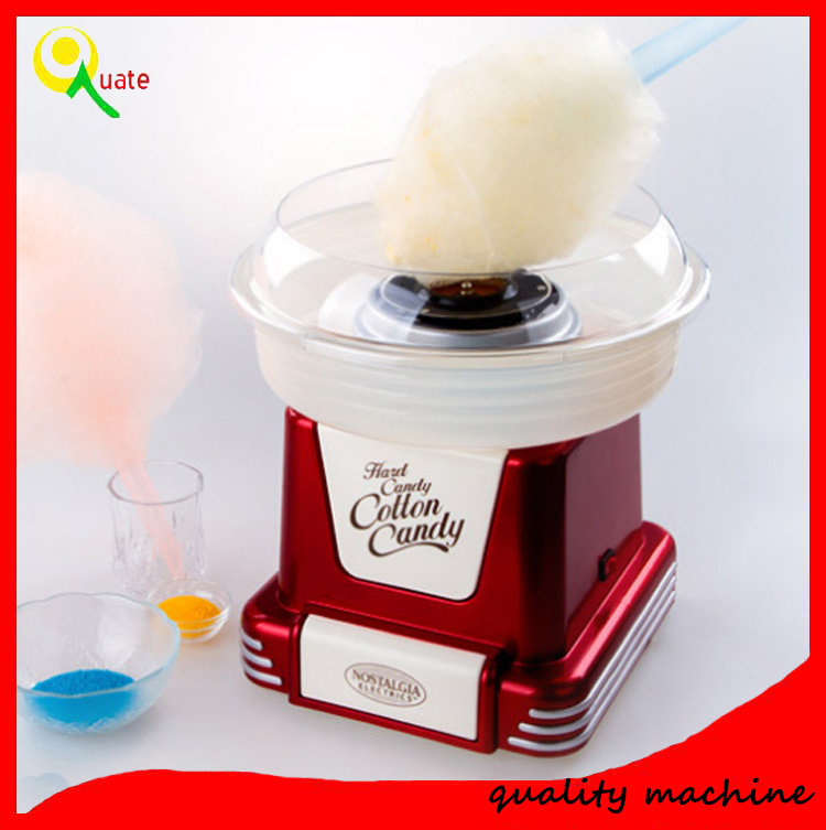 Commercial Home Use Detachable Large Candy Floss Bow Cotton Candy Maker