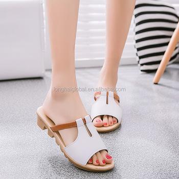 Mayor Últimas Nuevo Y Al Hotsale Por De Mujer 2017 Plano Sandalias Señoras Moda Dama Buy Zapatos Venta OiukPTXZ