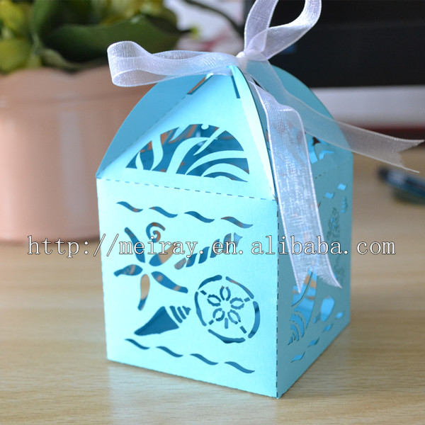 Sea Time Ocean Theme Wedding Seashells Souvenirs Sweet Gift Candy