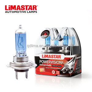 LIMASTAR H7 12V/24V PX26d Super White Car Xenon Gas Halogen Headlight Fog Auto lamp