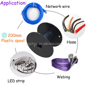 empty plastic spool for electric wire