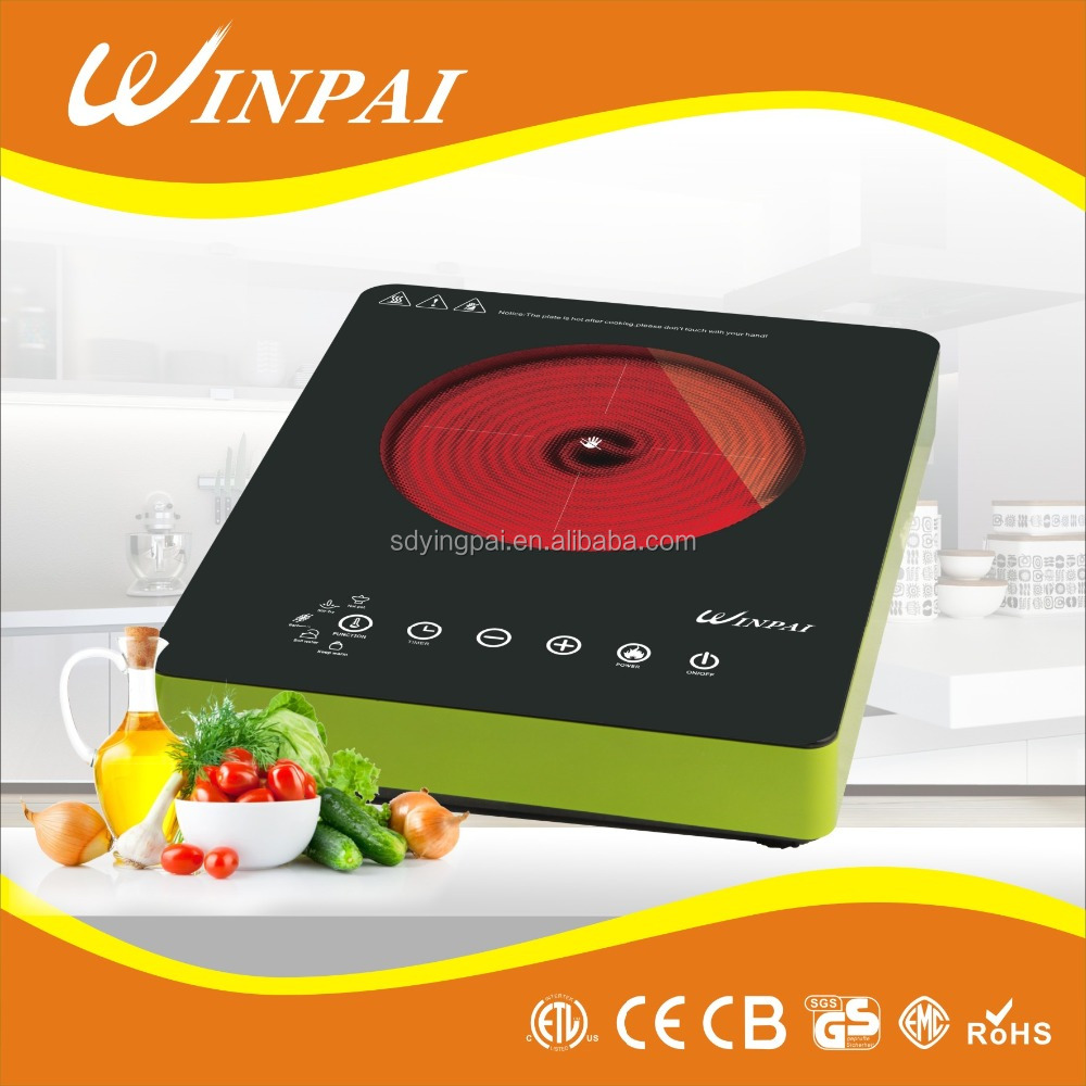 Popular hot sale electric cooker double oven ceramic hob for kitchen