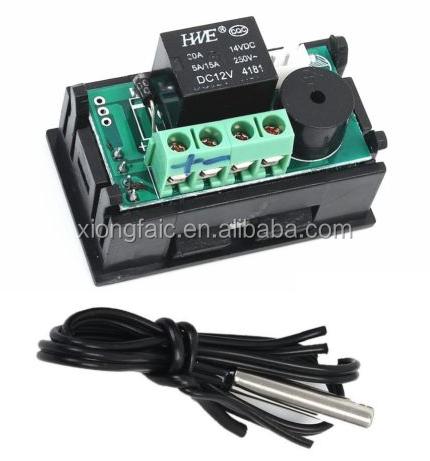 DC 12V 50-110°C W1209WK Digital thermostat Temperature Control Smart Sensor New