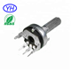 17MM b10k rotary potentiometer for fan speed control led alpha alps low cost potentiometer