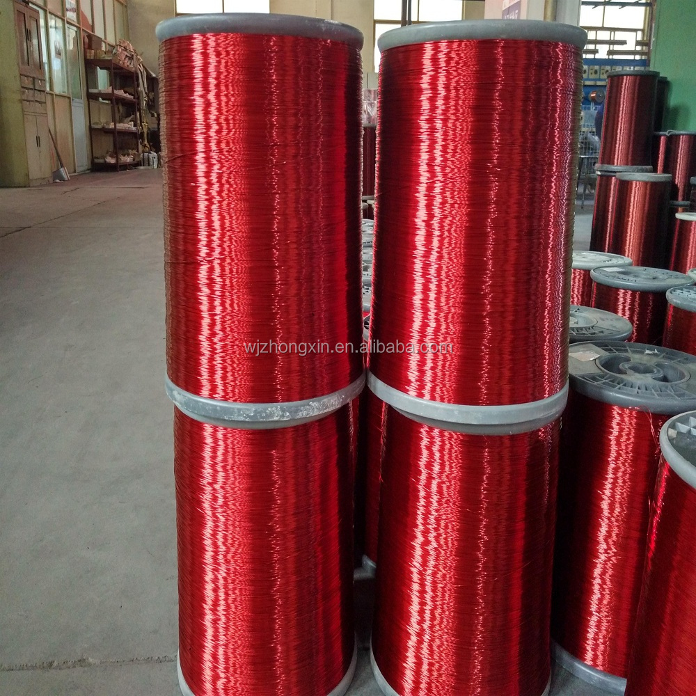 Ul Approved Copper Clad Aluminum Winding Wire Buy Electric Ei Aiw 200 China Power Wires Wirecopper Magnet For Motor