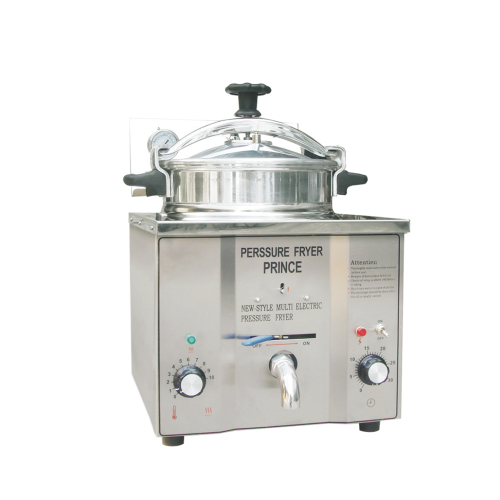 2019 New Style Electric Commercial chicken pressure standing fryer