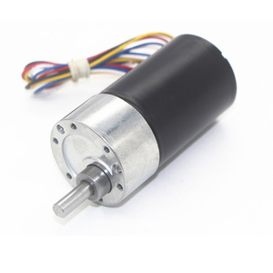 Factory Supply 12V DC 71R/M Low Noise Long Life High Torque Brushless Gear Motor