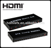 8 port hd matrix routing selector switcher 3d control ,support HDMI 1.4b and HDCP1.4