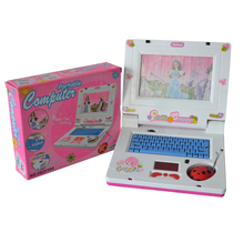 Funny Animation Muisic Kids Laptop Learning Machine Toy with Mouse