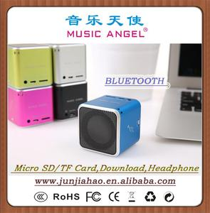 shenzhen mini bluetooth adapter for speakers MUSIC ANGEL JH-MD06BT Offer distributorship