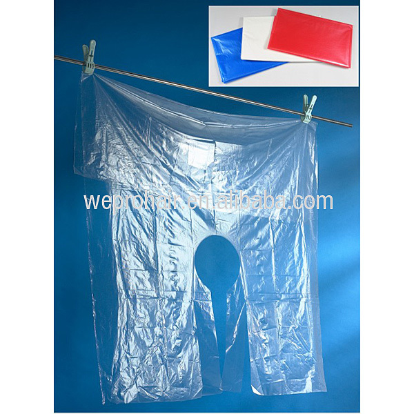 Clear Plastic Chemical Proof Salon Apron Buy Clear
