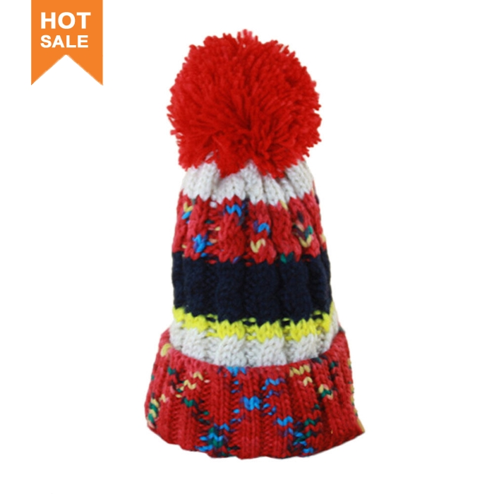 Knit Beanie Pattern Fashion Ladies Knitted Hat - Buy Knit ...