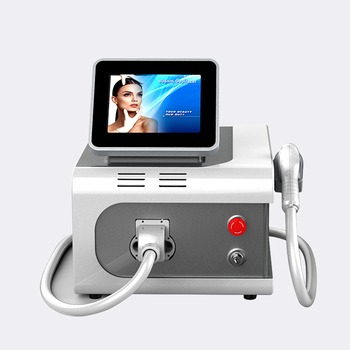 Mini portable laser hair removal machine diode 808nm laser beauty equipment