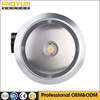 Low Noise Small Round Bathroom Exhaust Fan with LED Lighting