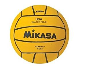 Mikasa Competition Women's Water Polo Ball by Mikasa Sports
