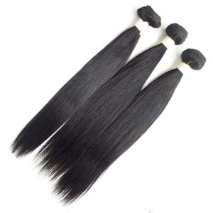 indian remy silky straight human hair 22 inch brazilian straight weave