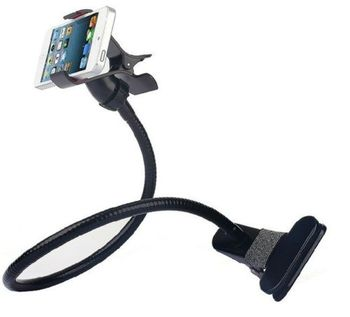 Newest flexible Rotatable lazy bed tripod holder stand for Ipad/Iphone/Samsung