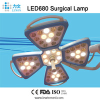 Surgical Lamps Type Operating Light flower type LED680