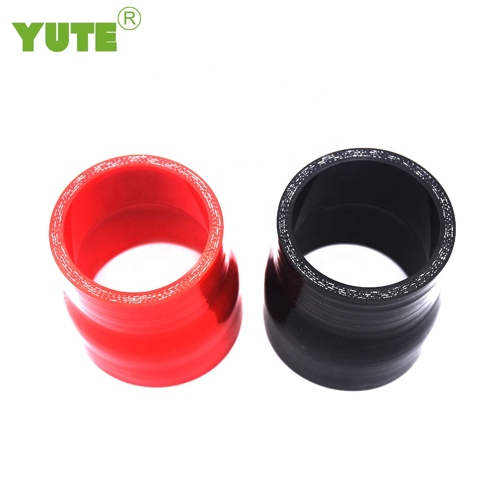 High quality auto parts silicone heater hose coupler tube with IATF 16949