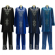 Twinset with Pants Suits Casual Maroccan Abaya Stone Work Islamic Garments Wholesale