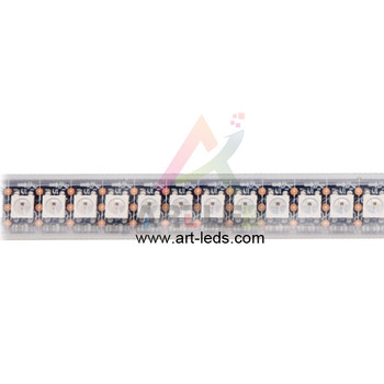 Individually Rgb Led Ws2812 Datasheet Current Draw Controller 144 1m Black  - Buy Ws2812 Datasheet,Ws2812 Current Draw,Ws2812 Controller Product on