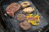 ptfe Non-stick healthy BBQ cooking mat/BBQ GRILL MAT 0.2mm