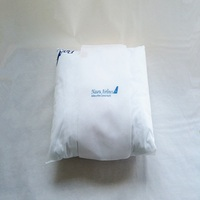 Disposable airline headrest cover personalized car headrest cover disposable airline headrest cover