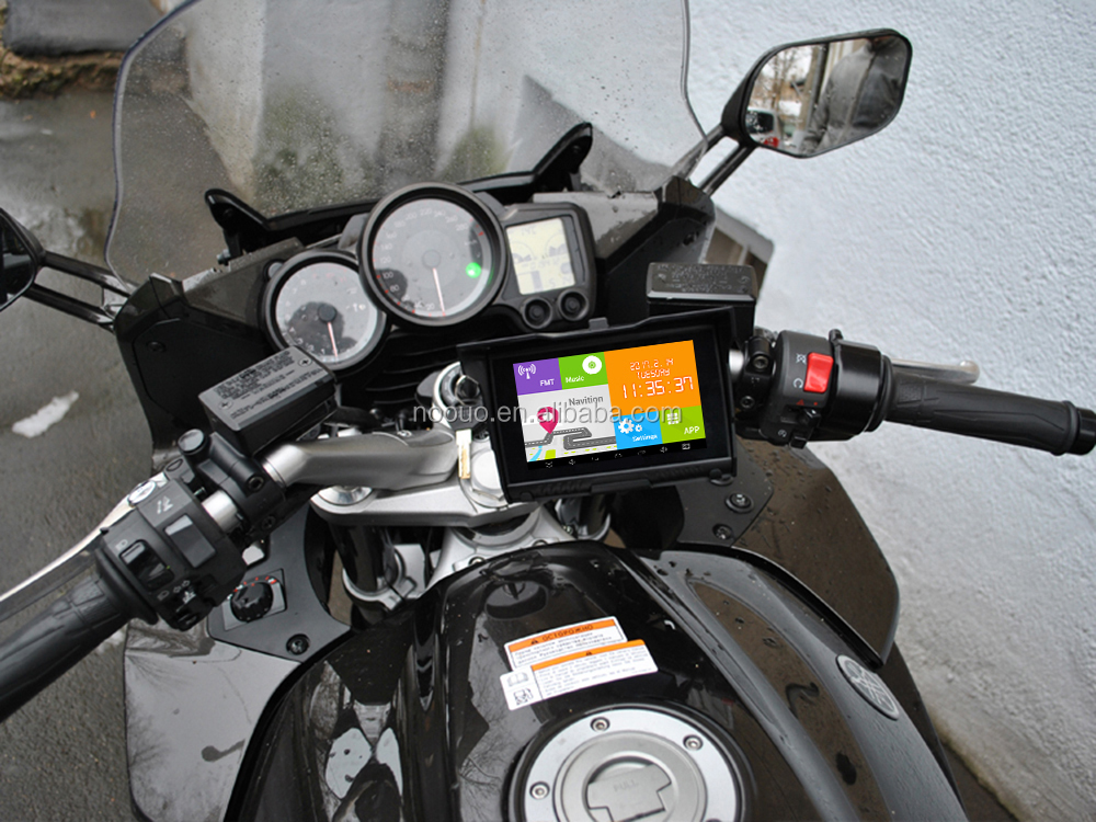 5 zoll lcd monitor android gps motorrad teile A-50