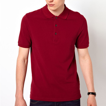 Wholesale red polo shirts cheap mens polo t shirt buy for Where to buy polo shirts cheap