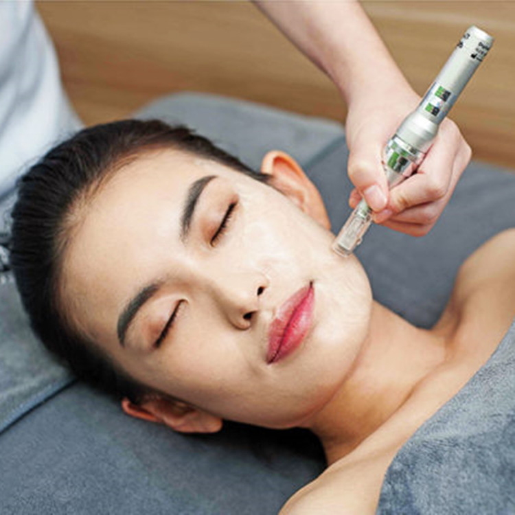 Beauty Clinic Nano Needling Pen Meso Injector Mesotherapy Gun Bb Meso White  Serum With Hyaluronic Acid - Buy Meso White Serum,Meso Injector