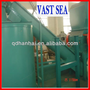 pet pelletizing extruder/production line/extruder machine
