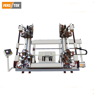 UPVC Windows Welder / Vinyl window door welding machine