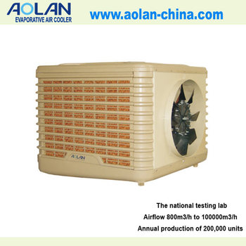 Rooftop Plastic Evaporative Swamp Air Cooler Without Water Price List - Buy  Greenhouse Evaporative Air Coolers,Industrial Axial Cooling System,Window