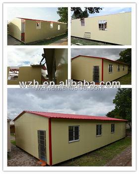 Modern Portable Homes 2 bedroom prefabricated modular houses modern cheap prefab homes