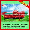 Straw Chopping and Land-Returning Tractor Forestry Mulcher