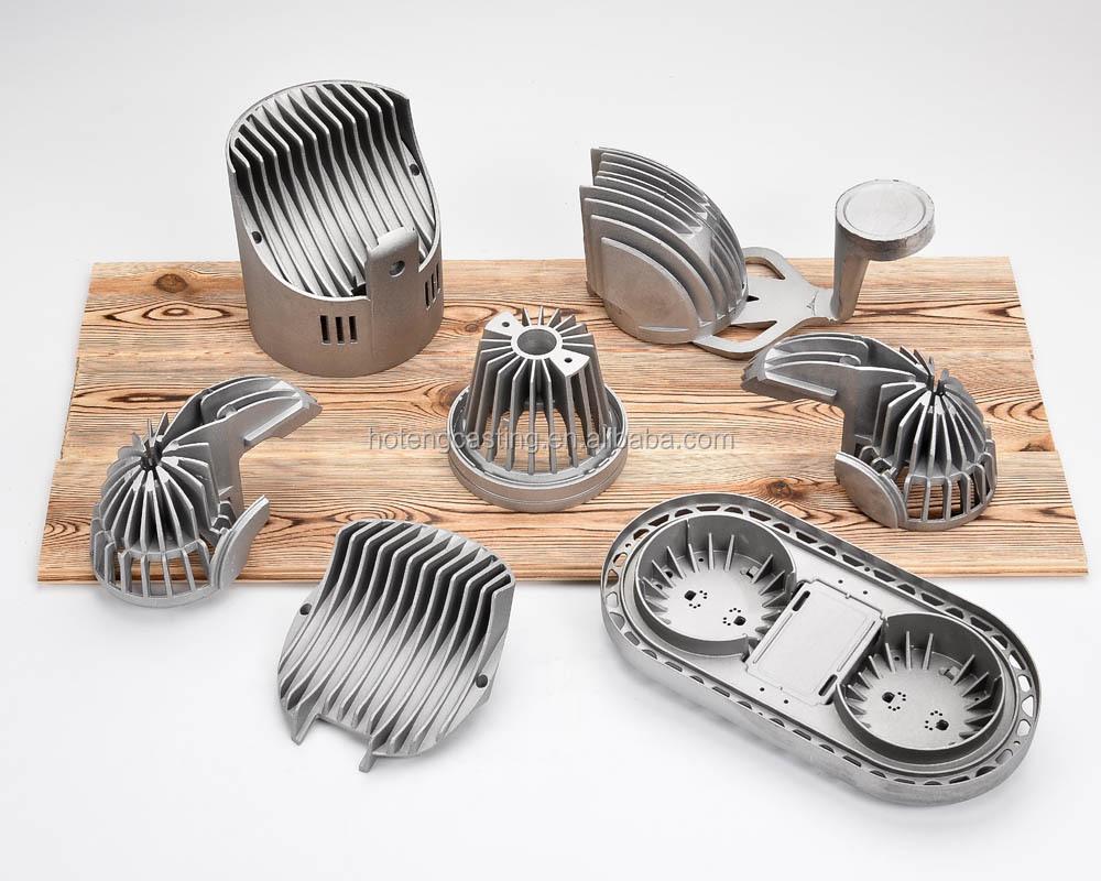 China Manufacturer Aluminum Die Casting Part