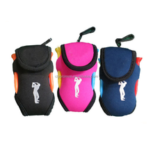 Aangepaste Mini Golfbal Pouch Bag