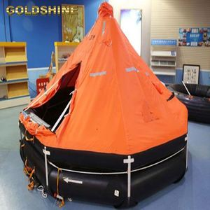 Competitive price different type solas marine liferafts life raft self  inflating 4 person PSI Survival