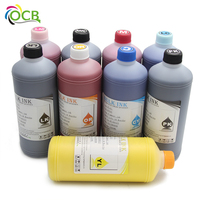 Ocbestjet Direct Sale Universal Water Based Textile Digital Printing Pigment Ink For Canon Printer