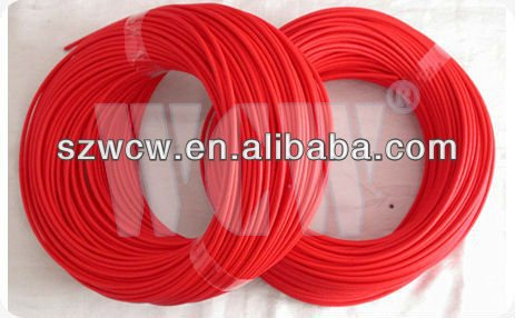 Silicone varnished and braided fiberglass insulation tube