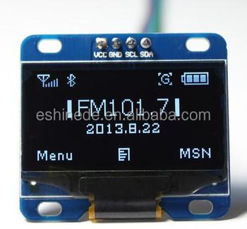 """1.3"""" I2c/iic Serial 128x64 Blue Oled Lcd Led Display Module For ..."""