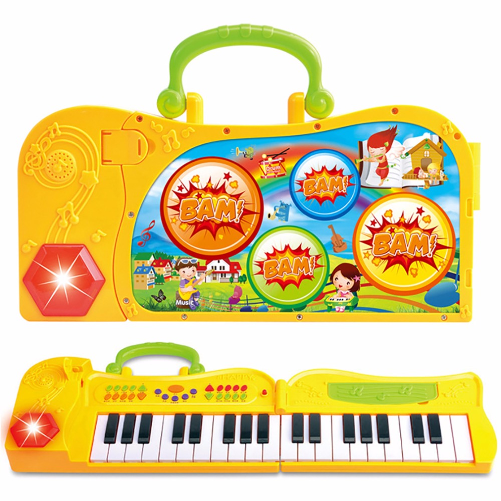 abs small plastic musical instruments story toys