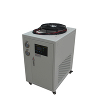 High Efficiency CO2 Laser Machine aquarium water chiller for Laser Engraving and Cutting