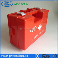 2014 New Product DIN13157 Germany CE FDA approved wholesale oem promotional sports first aid kit