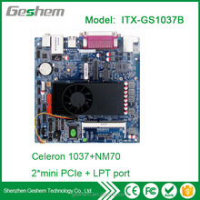 Made in China 1037u mini itx motherboard