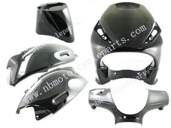 piaggio zip 50cc 4-stroke fairing plastic body panel kit - buy