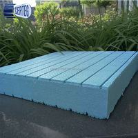 6mm-100mm XPS blue/white styrofoam blocks for sale
